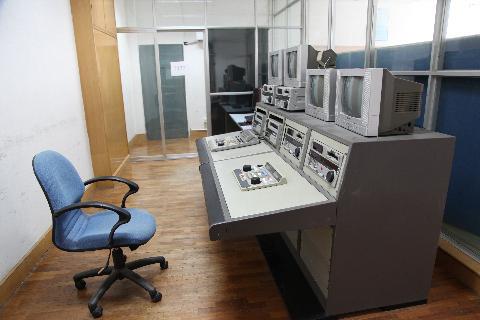 昆明教育电视台机房1