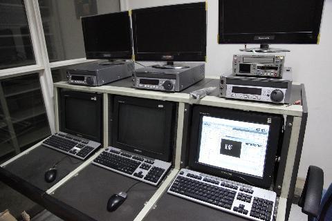 昆明教育电视台机房设备